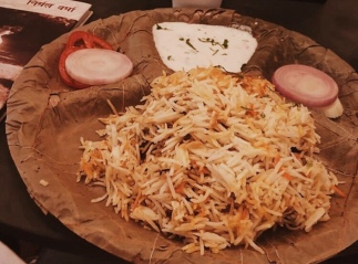 Chicken Handi Biryani